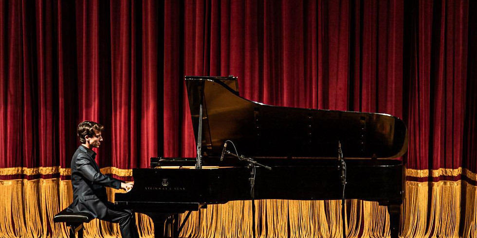 Recital de Piano - Luis Felipe (PE)