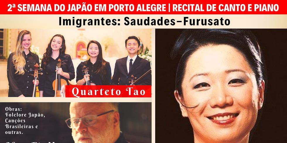 Imigrantes: Saudades-Furusato