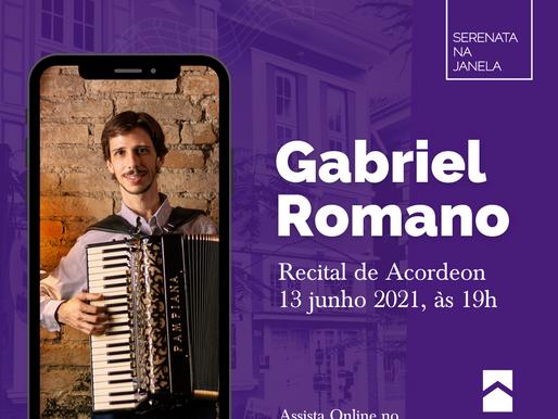 Projeto SERENATA NA JANELA completa um ano promovendo recitais virtuais