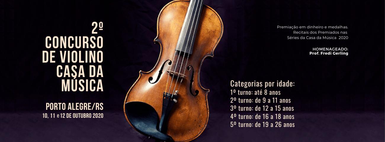 concurso violino casa da mus