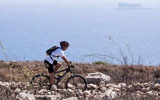Things to do in Malta | Offroad Biking