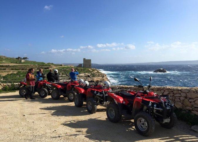 Fun Malta | Gozo Quad Bike Tour