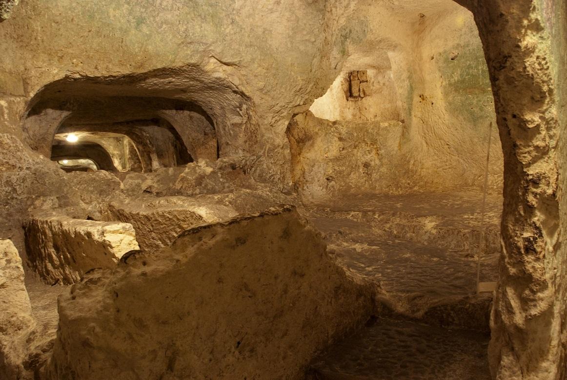 Fun Malta   St. Paul's Catacombs