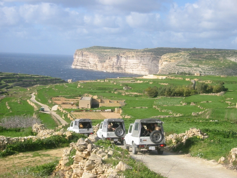 Fun Malta | Gozo Jeep Tours