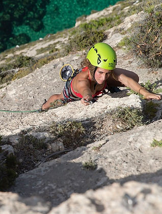 Things to do in Malta | Rock Climbing