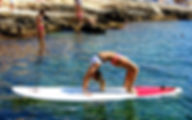 Things to do in Malta | SUP Yoga