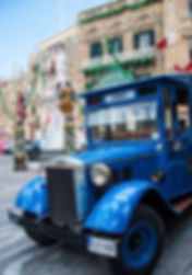 Things to do in Malta | Vintage Bus Tour