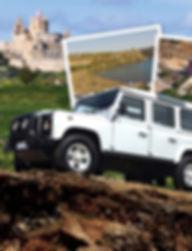 Things to do in Malta | Defender Safari