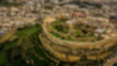 Cittadella Aerial View