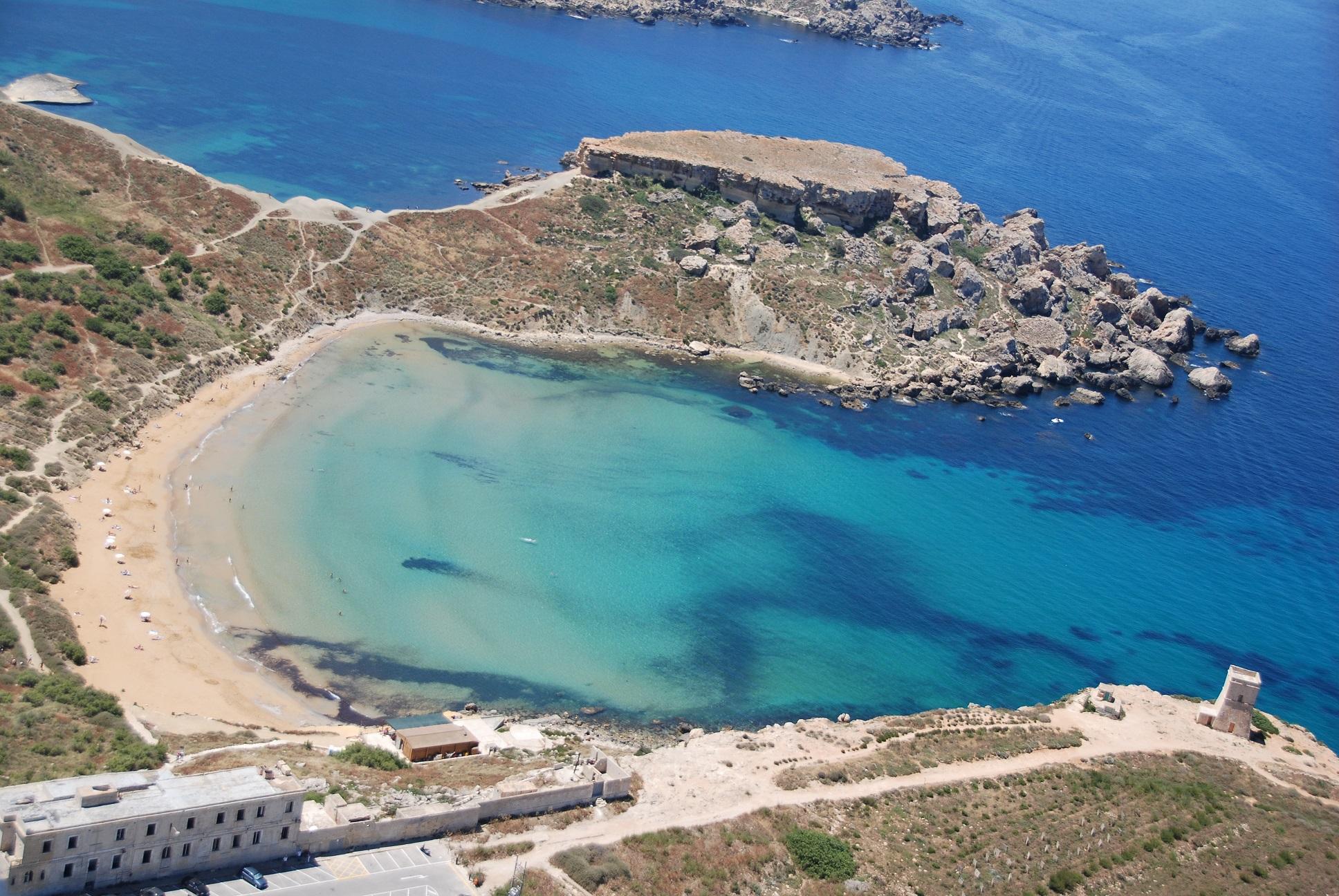 Ghajn Tuffieha Bay | Fun Malta