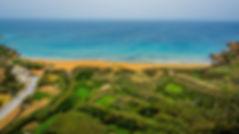 Azure Window Dwejra - Blue Hole