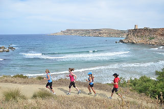 Things to do in Malta | Trail Running