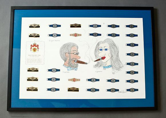 Cigarabe/Cigaranne – Cigar Mates