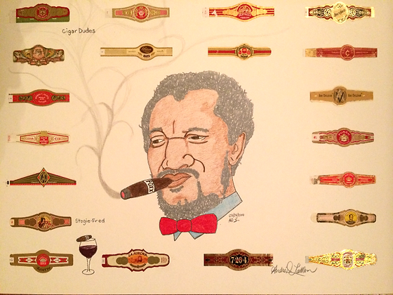 Stogie Fred