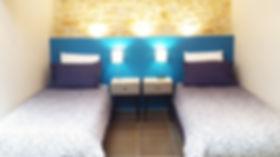 Chambre du gîte à Sarlat