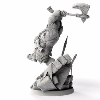 Trevalin Stronghammer