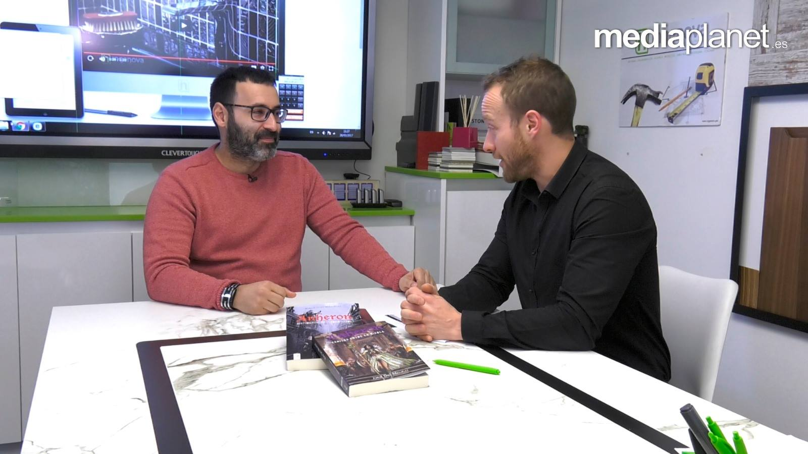 Entrevista - Mediaplanet C8Tv
