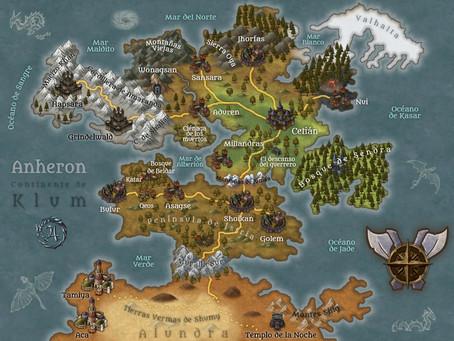 El Mundo de Anheron