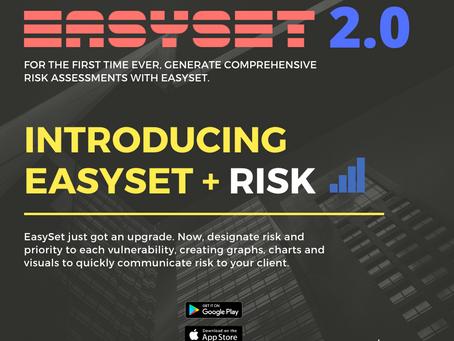New Release! EasySet Risk Assessments