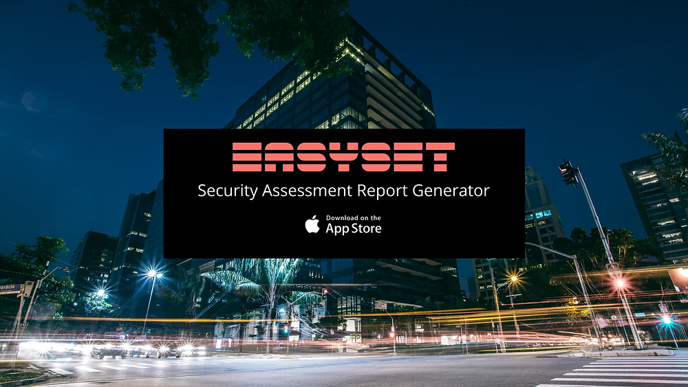 easyset - security assessment template