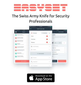easyset security assessment templates