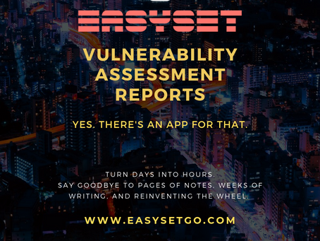 Who likes writing vulnerability assessment reports?
