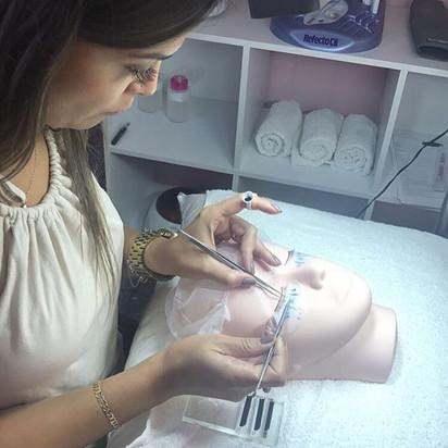 eyelash extensions training fort lauderdale
