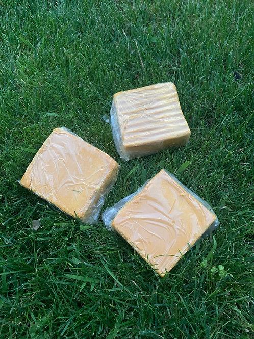 Turmeric Brown Sugar Soap