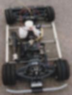 Châssis R5 endurance