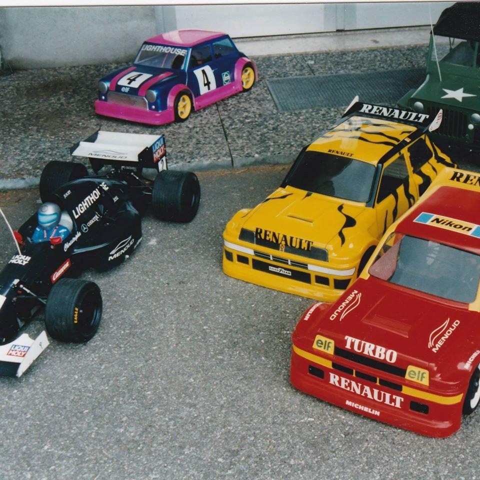 C12, R5 et mini