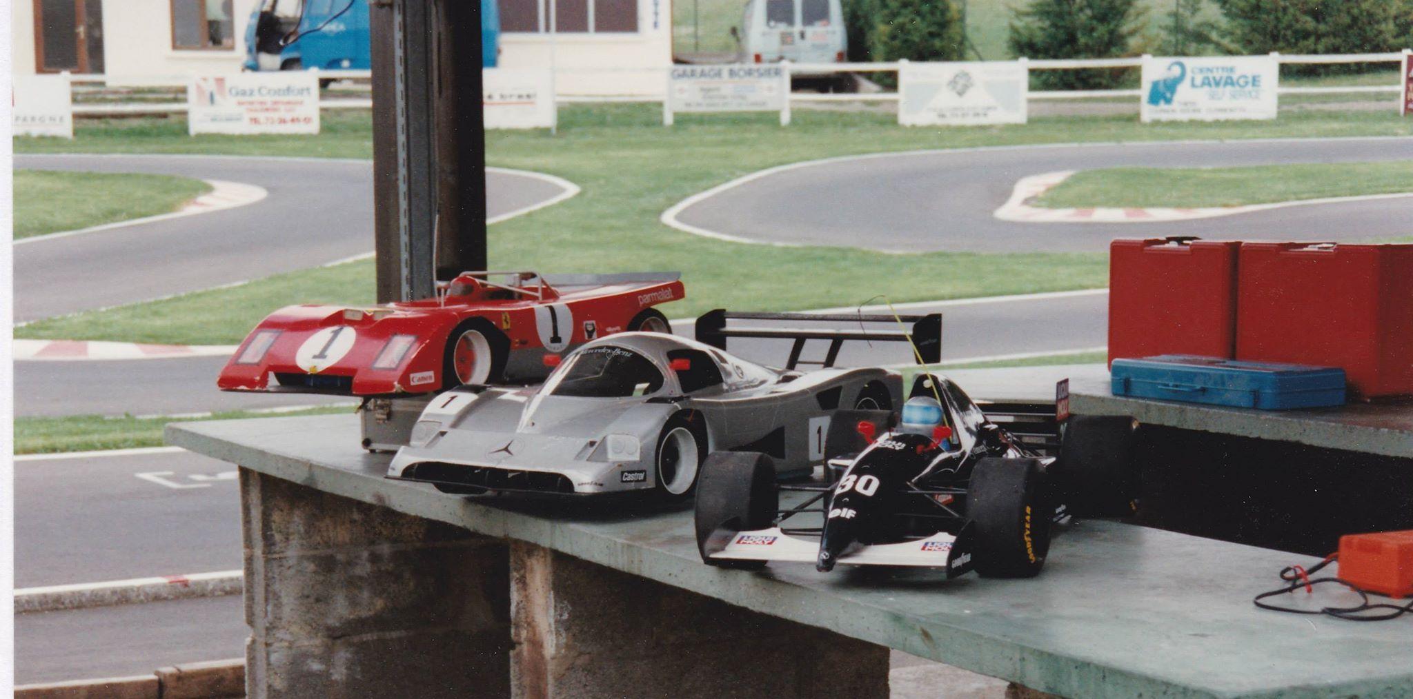C11, C12 et Ferrari 312