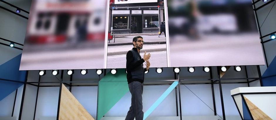 Google CEO'su Madde İşaretleri Kullanmıyor