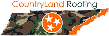 CountryLand Roofing Logo Tennessee and Florida based Roofing and Constuction Company
