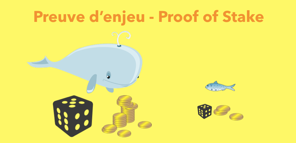 Proof of stake, preuve d'enjeu