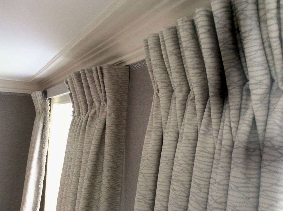 French Elegance, Wall Upholstery, Draper