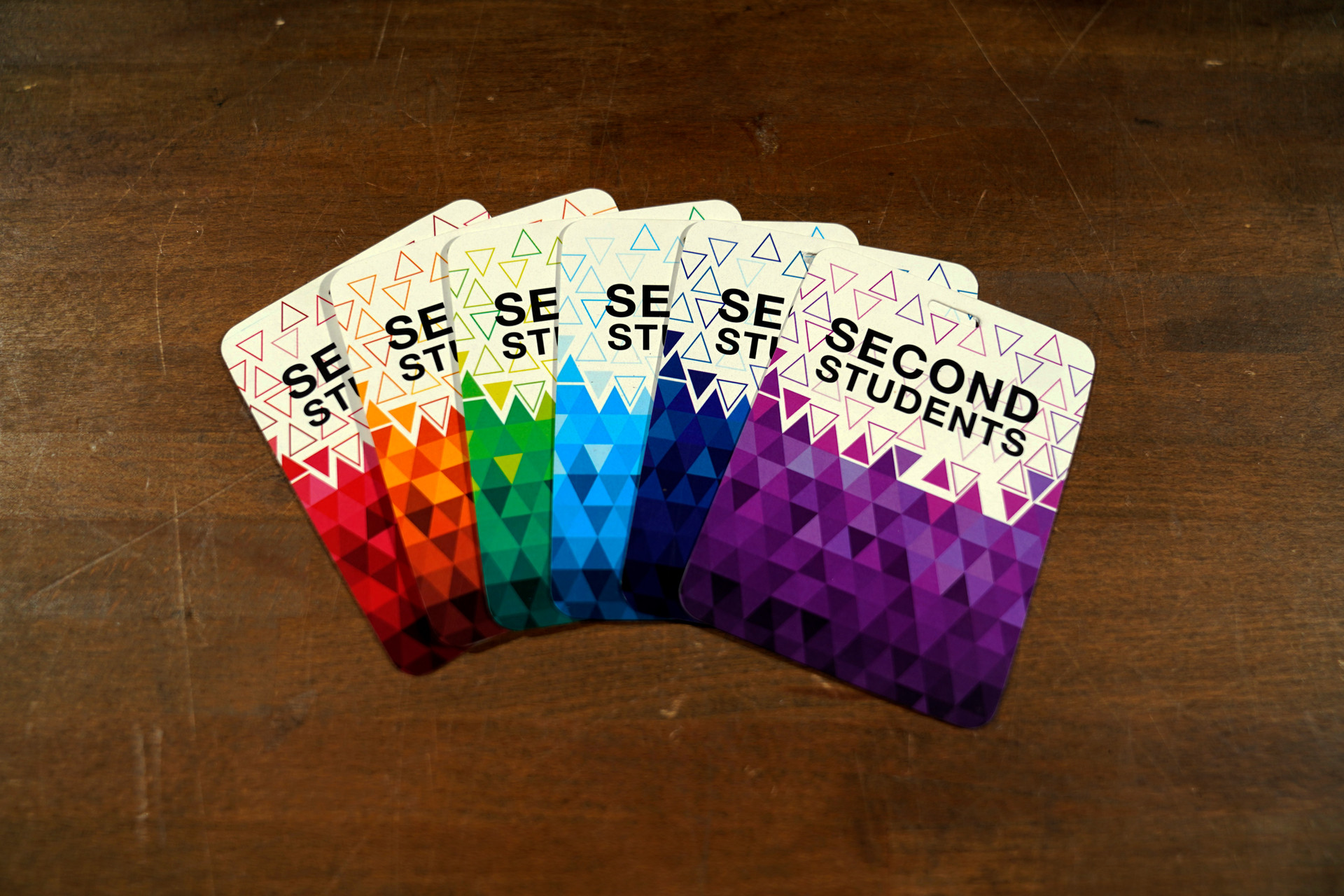 Second Students ID Cards