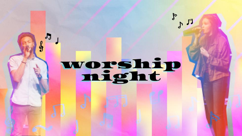 Yth Worship Night