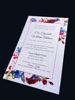 E&W Invitation