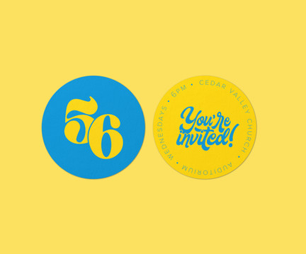 56 Ministry Branding