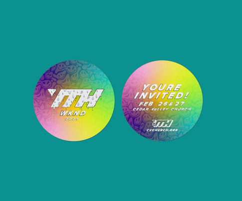 YTH Wknd Invites