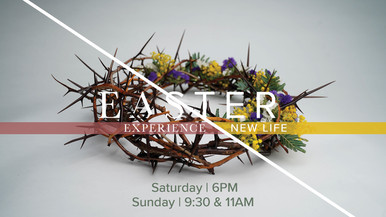 Easter: Experience New Life