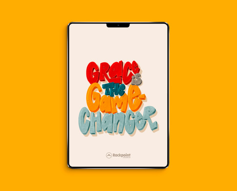 Grace is the Game-Changer