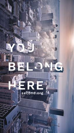 You Belong Here Story