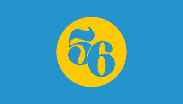 56 Youth Service Branding