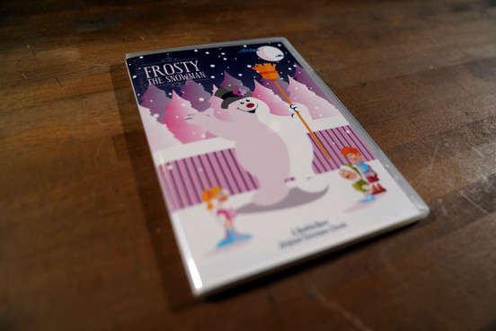 Frosty the Snowman Case