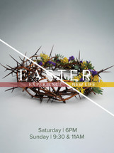 Easter: Experience New Life Poster