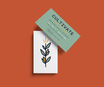 Cultivate Conference Branding