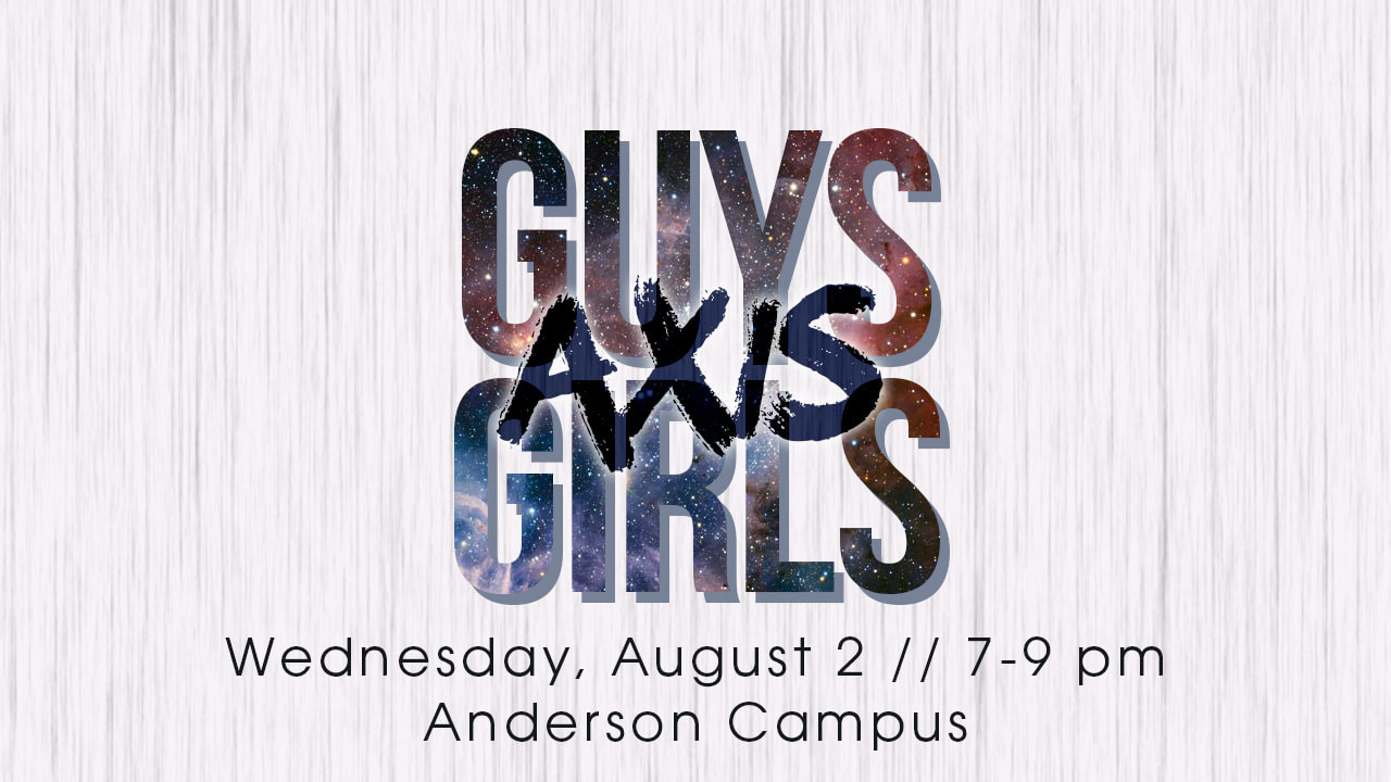Guys + Girls AXIS