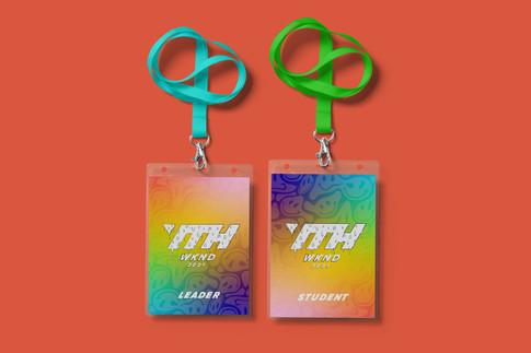 YTH Wknd Badges