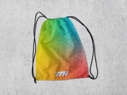 YTH Wknd Drawstring Bag